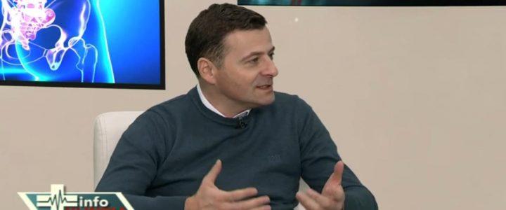 """Dr Aleksandar Vujošević, psihijatar u Ordinaciji """"Bubera"""" o zavisnosti od alkohola, u emisiji Infoklinika, TV Pink, 11.01.2020."""