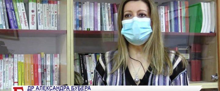 Dr Aleksandra Bubera za Dnevnik Glasa javnosti o besplatnoj psihoterapijskoj pomoći za građane Srbije